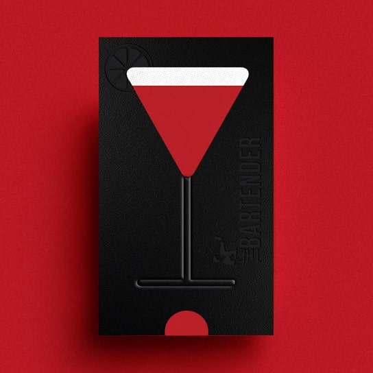 The Bartender - Branding Egypt - Branding Identity - Creative and Digital Agency Egypt