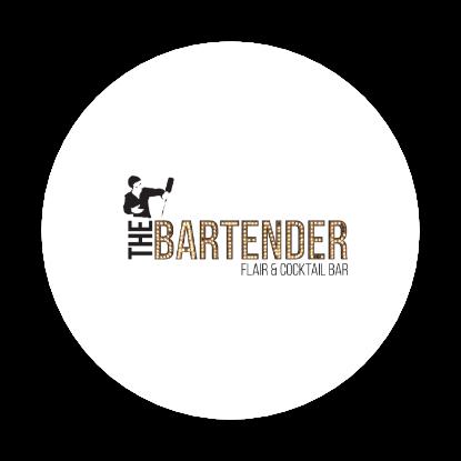 The Bartender Logo - Branding Egypt - Branding Identity - Creative and Digital Agency Egypt