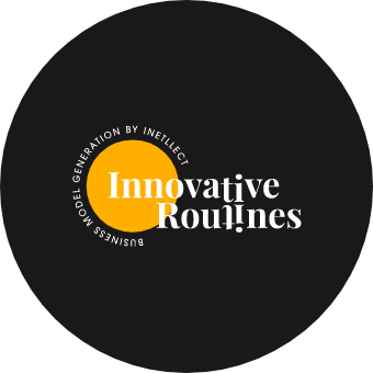 Innovative Routines Logo - Branding Egypt - Branding Identity - Creative and Digital Agency Egypt